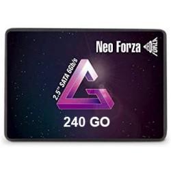 DISQUE DUR SSD FORZA 240 GB 2.5' SMI 2258XT 3D TLC