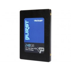 DISQUE DUR SSD PATRIOT PBU240GS25SSD10 240GB SATA III Internal Solid State Drive2.5""