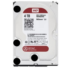 "DISQUE DUR NAS WD Red Desktop 4 To SATA 6Gb/s - Disque Dur 3,5"" 4 To 64 Mo Serial ATA 6Gb/s - WD40EFRX"
