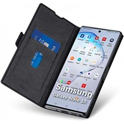 SACOCHE Folio Style pour Smartphone GALAXY NOTE