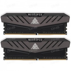 MEMOIRE FORZA GAMER MARS RGB GRAY DDR4 16GB 3000Mhz KIT (2X8GB) UDIMM