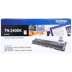 BROTHER TN-240BK 2200PAGES BLACK TONER