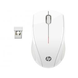 SOURIS HP X3000 BLANC SANS FIL N4G64AA