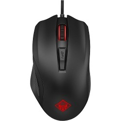 SOURIS GAMER HP Omen 600 filaire droitier 12000 dpi 6 boutons progr 1KF75AA