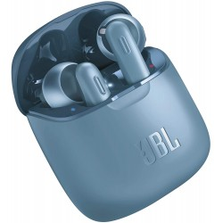 ECOUTEUR JBL TUNE 220TWS BLEU intra-auriculaires True Wireless