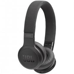 CASQUE JBL LIVE 400BT supra-auriculaire sans fil Bluetooth NOIR