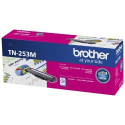 BROTHER TN-253 Magenta Toner Cartridge - 1,300 pages ***