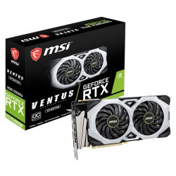 CARTE VIDEO MSI GeForce RTX 2070 SUPER VENTUS GP OC 8 Go