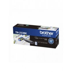 BROTHER TN-253 Black Toner Cartridge - 2,500 pages ***