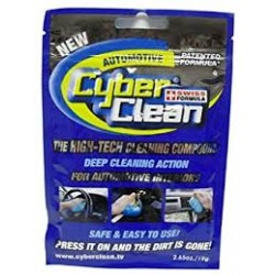 CYBER CLEAN CAR RESEALABLE BAG 80G CLEANING COMPOUND 46196
