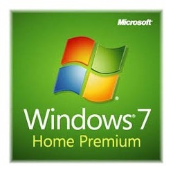 WINDOWS 7 HOME PREMIUM OEM ENGLISH 32/64BITS