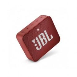 HAUTS PARLEURS JBL GO 2 ROUGE portable sans fil Bluetooth et étanche avec fonction mains libres