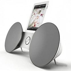 BeoPlay A8 Housse - Silver (Paire)