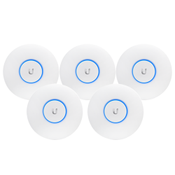 POINT ACCES UBIQUITI UNIFI UAP-AC-LITE PACK DE 5