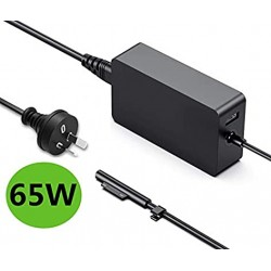 TRANSFORMATEUR Microsoft Surface 65W Power Supply for Surface Pro CHARGEUR
