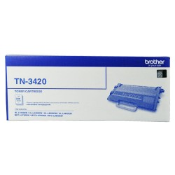 BROTHER TN-3420 BLACK Toner Cartridge - 3000 pages ***