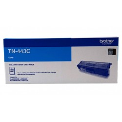 Brother TN-443C Cyan Toner Cartridge - 4,000 pages ***