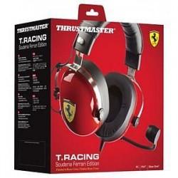Casque-micro gamer Thrustmaster T.Racing Scuderia Ferrari Edition