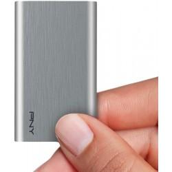 DISQUE DUR EXTERNE SSD PNY Elite USB 3.1 Gen1 Portable SSD 960GB silver