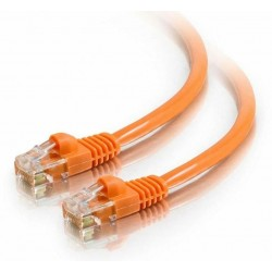 CABLE RJ45 ASTROTEK CAT6 ORANGE 5M