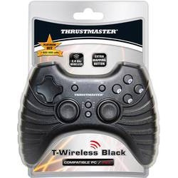 Manette THRUSTMASTER  t-wireless black sans fil 2 -4 Ghz