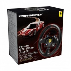 Volant THRUSTMASTER Ferrari GTE Wheel Add-On Ferrari 458 challenge Editio