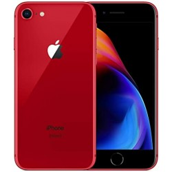 SMARTPHONE APPLE IPHONE 8 64Go ROUGE RECONDITIONNE