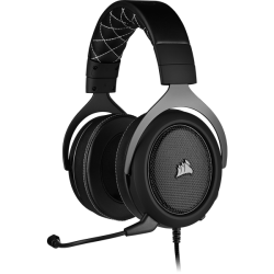 MICRO CASQUE GAMER CORSAIR GAMING HS60 PRO CARBON