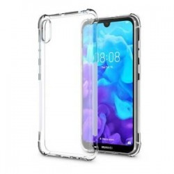COQUE HUAWEI Y5 2019 GEL TRANSPARENT ANTICHOC RESISTANT
