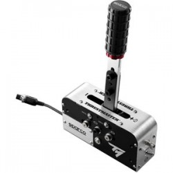 FREIN A MAIN THRUSTMASTER TSS Handbrake Sparco Mod COMPATIBLE PC  Frein à main progress + boîte de vitess séquentielle