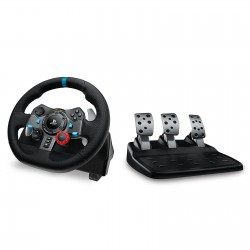 VOLANT+PEDALIER LOGITECH G29 DRIVING FORCE RACING WHEEL