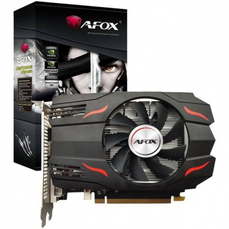 CARTE VIDEO AFOX NVIDIA GEFORCE GTX1650 SUPER 4GB DDR5