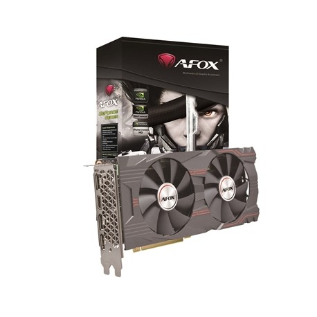 CARTE VIDEO AFOX NVIDIA GeForce GTX2060 SUPER 8GB GDDR6 HDMI DISPLAYX3