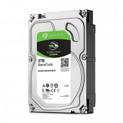 "DISQUE DUR Seagate BarraCuda 3 To 3.5"" 5400 RPM 256 Mo Serial ATA 6 Gb/s (bulk)"