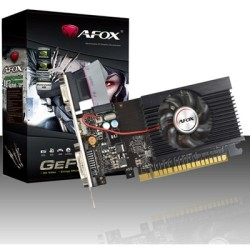 CARTE VIDEO AFOX GEFORCE GT710 2048MB DDR3 PCI-E LowProfile DVI VGA HDMI