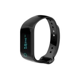 Montre Sport Connectée WE Capteur rhytme cardiaque, podomètre Bluetooth 4.0, Tracker de sommeil 3D accéléromètre, Vibrat...