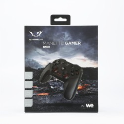 Manette Gaming WE PC filaire Compatible PS3