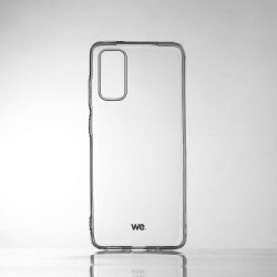 Coque WE Galaxy S20 Conception en TPU transparent semi-rigide
