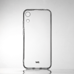 Coque WE HONOR 8A en TPU transparent Ultra résistant