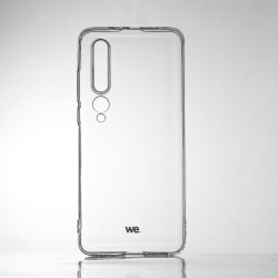 Coque WE XIAOMI MI 10 Fabriqué en TPU transparent Ultra résistant