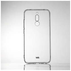Coque WE XIAOMI REDMI 8 Fabriqué en TPU transparent Ultra résistant