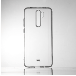 Coque WE XIAOMI REDMI NOTE 8 PRO Fabriqué en TPU transparent Ultra résistant