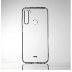 Coque WE XIAOMI REDMI NOTE 8T Fabriqué en TPU transparent Ultra résistant