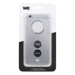 Coque pour iPhone 6Plus/i6S Plu anti-choc transparente