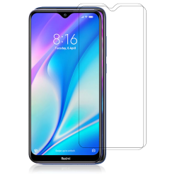 Verre Trempé WE XIAOMI REDMI 8/8A Anti-Rayures Anti-Bulles d'air Ultra Résistant Dureté 9H Glass