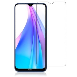 Verre Trempé WE XIAOMI REDMINOTE 8T N8T Anti-Rayures Anti-Bulles d'air Ultra Résistant Dureté 9H Glass
