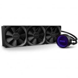 KIT WATERCOOLING NZXT Kraken X73 tout-en-un 360mm pour processeur rétroéclairage RGB
