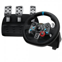 VOLANT+PEDALIER LOGITECH G29 DRIVING FORCE RACING WHEEL PS3&PS4
