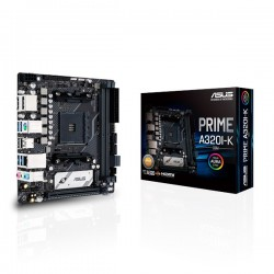 CARTE MERE ASSUS AMD PRIME A320I-K/CSM AM4 MINI-ITX
