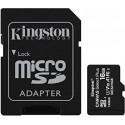 CARTE MEMOIRE Kingston 16GB MicroSD SDHC/XC Class10 UHS-I
